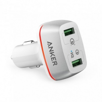 Anker PowerDrive + 2 With Quick Charger 3.0
