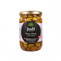 Judi Green Olives 400g