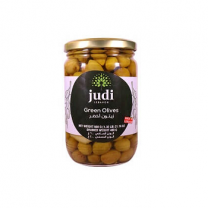 Judi Green Olives 450g