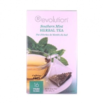 Revolution Tea Southern Mint Herbal 1.65g X 30 Bags