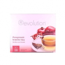 Revolution Tea White Pomegranate 2.2g X 30 Bags