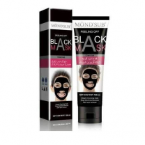 Mondsub Charcoal Black Mask 100ML