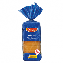 Qbake Milk Bread Medium