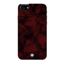 Hash Apple iPhone 7 Abstract Brown Fibre Premium Phone Case