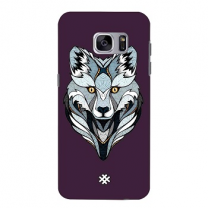 Hash Samsung S7 Animal Furious Fox Premium Phone Case