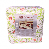 Goldcrest King Comforter Set 4pc 144TC