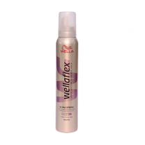 Wellaflex Mousse Hair Spray 200ml