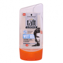 Schwarzkopf Taft Looks Gel Shine Wet Look 150ml