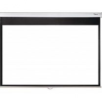 Optoma 109 Inch Manual Pull Down Screen DS-1109PMG
