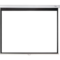 Optoma Manual Pull Down Projector Screen DS-3084PWC