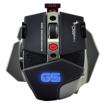 Gaming Mouse Warlord 4000 Dpi With Macro