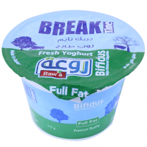 Rawa Fresh Yoghurt Full Fat 170GM
