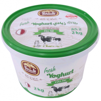 Baladna Fresh Yoghurt Full Fat 2KG