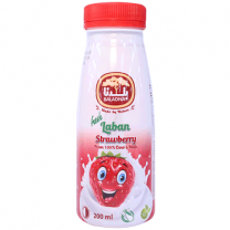 Baladna Freshlaban Strawberry Milk 200ML