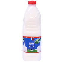 Ghadeer Low Fat Milk 1.75Ltr