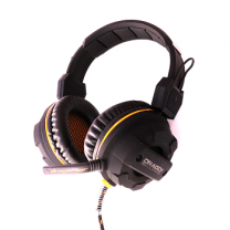 Dragon War Gaming Headset Revan Lighting Effect