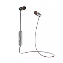 Celly Bluetooth Stereo Earphone, Silver