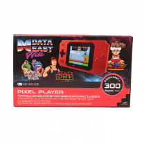 Pixel Player With 300 Games Built-in