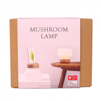 Mushroom LED Lamp With Power Bank