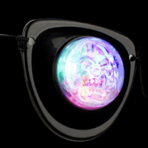 LED Pirate Eye Patch