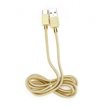 WK WDC 065 Type-C Gemstone Cable, Gold