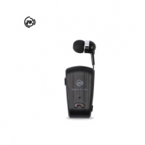 WK BS 535 Bluetooth Earphone, Black