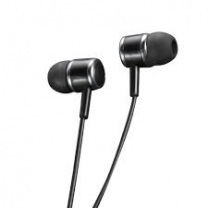 Wi50 Wired Earphone - Black