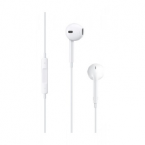 Apple Headset With Remote and Mic