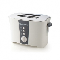 Black & Decker Toaster 2Slice 800W ET122B5