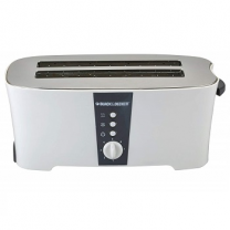 Black & Decker 1350W Cool Touch Toaster ET124-B5