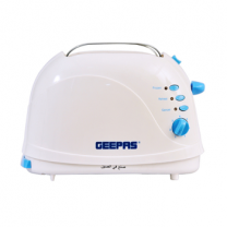 Geepas Two Slice Bread Toaster GBT5075