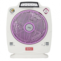 Mr Plus Rechargeable Fan MR3409
