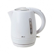 Oscar 1.2 Ltr Plastic Kettle OSK 1200P, White Color