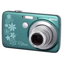 Pentax Digital Camera, Efina Green
