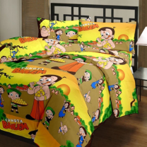 Jheel - Cotton Printed Double Bed Ac Dohar-Z65JP73DA4E92