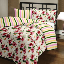 Jheel - Cotton Printed Double Bed Ac Dohar-Z65JPCAEE3AD1