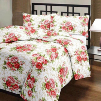 Jheel - Cotton Printed Double Bed Ac Dohar-Z65JPC2385DA1