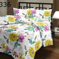 Jheel - Cotton Printed Double Bed Ac Dohar-Z65JPAD4567D9