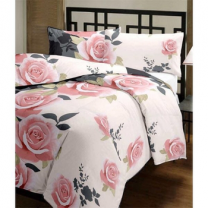 Jheel - Cotton Printed Double Bed Ac Dohar-Z65JP583F29B2