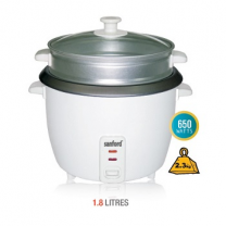 Sanford Rice Cooker 1.8ltr SF1152RC