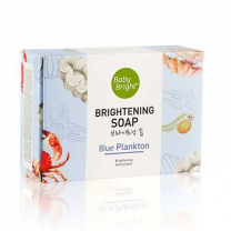 Baby Bright Blue Plankton Brightening Soap 55g