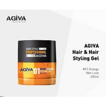 Agiva Hair Gel 200ml A-2-O