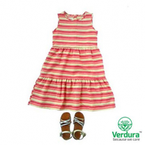 Sustainable And Organic Kids Wear VCEK24 - Myverduracare SS'19 Collection
