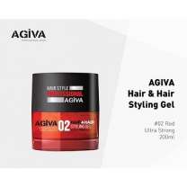 Agiva Hair Gel 200ml  A-2-R