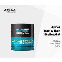 Agiva Hair Gel 200ml A-2-B