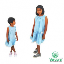 Sustainable And Organic Kids Wear VCEK26 - Myverduracare SS'19 Collection