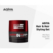 Agiva Hair Gel 200ml A-2-B-1
