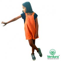 Sustainable And Organic Kids Wear VCEK27 - Myverduracare SS'19 Collection