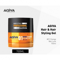 Agiva Hair Gel 700ml A-7-O
