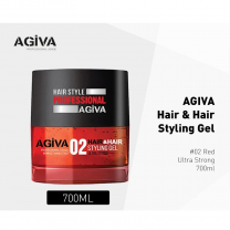 Agiva Hair Gel 700ml  A-7-R